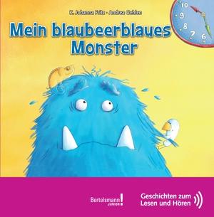 Mein blaubeerblaues Monster
