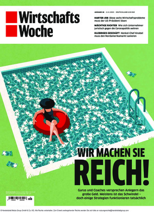 Wirtschaftswoche Nr. 46/2020 (06.11.2020)