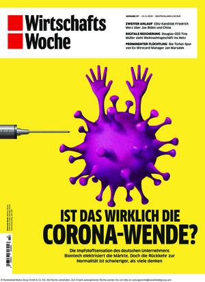 Wirtschaftswoche Nr. 47/2020 (13.11.2020)