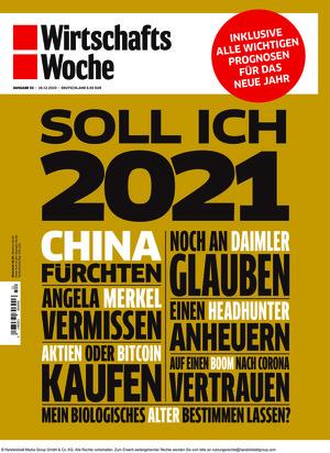 Wirtschaftswoche Nr. 52/2020 (18.12.2020)