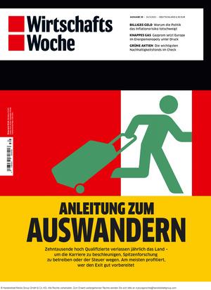 Wirtschaftswoche Nr. 39/2021 (24.09.2021)