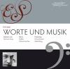 Vergrößerte Darstellung Cover: Worte und Musik. Externe Website (neues Fenster)