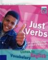 Vergrößerte Darstellung Cover: Just Verbs. Externe Website (neues Fenster)