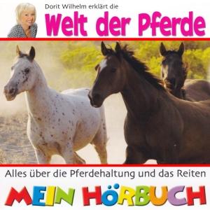 Dorit Wilhelm erklärt die Welt der Pferde