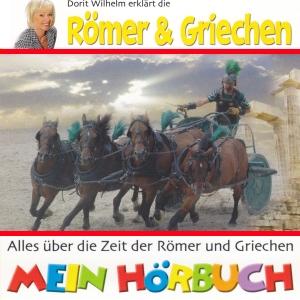 Dorit Wilhelm erklärt die Römer & Griechen