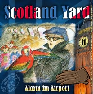 Alarm im Airport