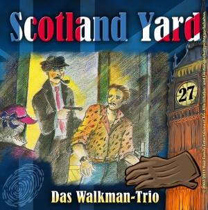 Das Walkman-Trio
