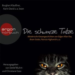 """Burghart Klaußner ... lesen """"Die schwarze Tatze"""""""