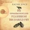 """Heikko Deutschmann liest Rachel Joyce """"Die unwahrscheinliche Pilgerreise des Harold Fry"""""""