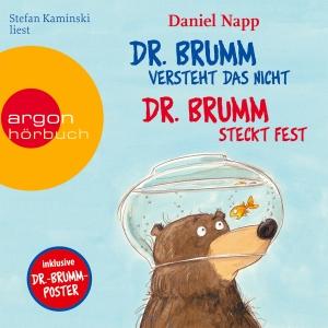 "Stefan Kaminski liest Daniel Napp ""Dr. Brumm versteht das nicht"" / ""Dr. Brumm steckt fest"""