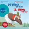 """Stefan Kaminski liest Daniel Napp """"Dr. Brumm geht baden"""" / """"Dr. Brumm fährt Zug"""""""