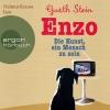 """Helmut Krauss liest Garth Stein """"Enzo - Die Kunst, ein Mensch zu sein"""""""