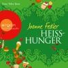 """Vera Teltz liest Joanne Fedler """"Heißhunger"""""""