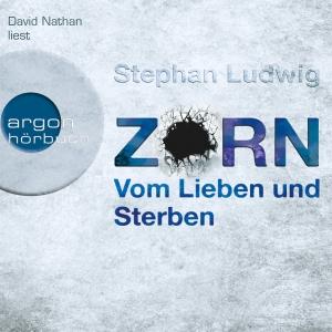 """David Nathan liest Stephan Ludwig """"Zorn - Vom Lieben und Sterben"""""""