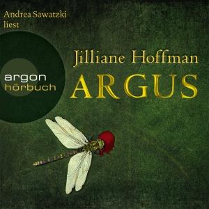 """Andrea Sawatzki liest Jilliane Hoffman """"Argus"""""""