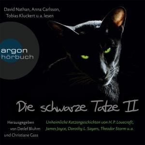 """David Nathan ... lesen """"Die schwarze Tatze 2"""""""