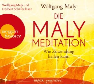 "Wolgang Maly und Herbert Schäfer lesen Wolfgang Maly ""Die Maly-Meditation"""