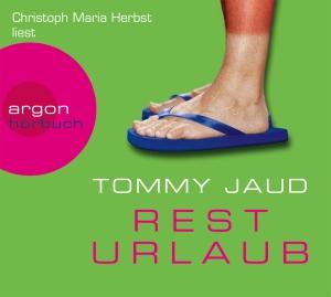 """Christoph Maria Herbst liest Tommy Jaud """"Resturlaub"""""""