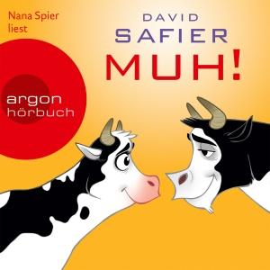 "Nana Spier liest David Safier ""Muh!"""