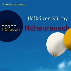 """Ildikó von Kürthy liest Ildikó von Kürthy """"Höhenrausch"""""""