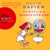 """Anneke Kim Sarnau und Christoph Maria Herbst lesen David Safier """"Plötzlich Shakespeare"""""""