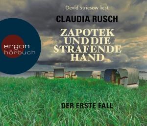 """Devid Striesow liest Claudia Rusch """"Zapotek und die strafende Hand"""""""