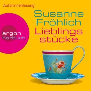 "Susanne Fröhlich liest Susanne Fröhlich ""Lieblingsstücke"""