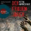 """Andrea Sawatzki liest Petra Hammesfahr """"Der Frauenjäger"""""""