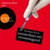 "Johannes Steck liest Herman Koch ""Sommerhaus mit Swimmingpool"""