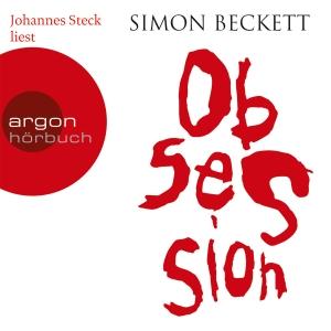 """Johannes Steck liest Simon Beckett """"Obsession"""""""