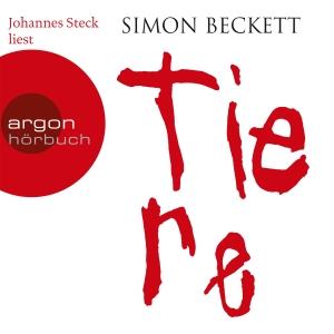 """Johannes Steck liest Simon Beckett """"Tiere"""""""