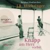 """Burghart Klaußner liest J. R. Moehringer """"Knapp am Herz vorbei"""""""