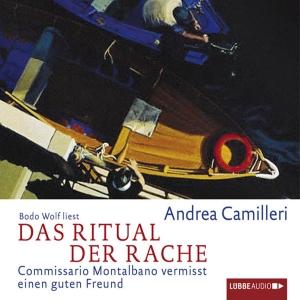 "Bodo Wolf liest Andrea Camilleri ""Das Ritual der Rache"""