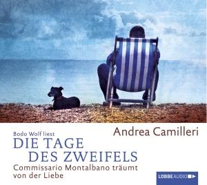 """Bodo Wolf liest Andrea Camilleri """"Die Tage des Zweifels"""""""