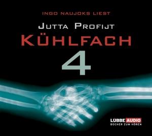 """Ingo Naujoks liest Jutta Profijt """"Kühlfach 4"""""""