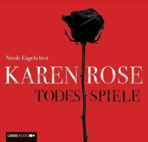 """Nicole Engeln liest Karen Rose """"Todesspiele"""""""