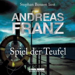 Stephan Benson liest Andreas Franz, Spiel der Teufel