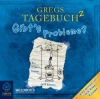 Vergrößerte Darstellung Cover: Gregs Tagebuch 2 - Gibt's Probleme?. Externe Website (neues Fenster)