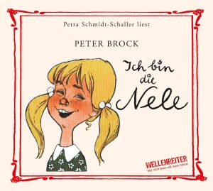 """Petra Schmidt-Schaller liest Peter Brock """"Ich bin die Nele"""""""