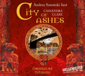 "Andrea Sawatzki liest Cassandra Clare ""City of Ashes"""