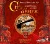 "Vergrößerte Darstellung Cover: Andrea Sawatzki liest Cassandra Clare ""City of Ashes"". Externe Website (neues Fenster)"