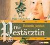 "Dana Geissler liest Ricarda Jordan ""Die Pestärztin"""
