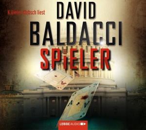 K. Dieter Klebsch liest David Baldacci, Die Spieler