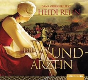 """Dana Geissler liest Heidi Rehn """"Die Wundärztin"""""""