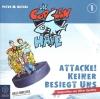 Vergrößerte Darstellung Cover: Die coolen Haie - Attacke! Keiner besiegt uns. Externe Website (neues Fenster)