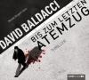 """Nicole Engeln liest David Baldacci """"Bis zum letzten Atemzug"""""""