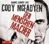 """Hannes Jaenicke liest Cody McFadyen """"Der Menschenmacher"""""""