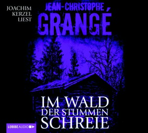 """Andrea Sawatzki liest Jean-Christophe Grangé """"Im Wald der stummen Schreie"""""""