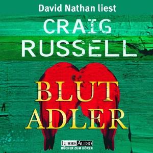 """David Nathan liest """"Craig Russell, Blutadler"""""""