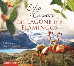 Die Lagune der Flamingos